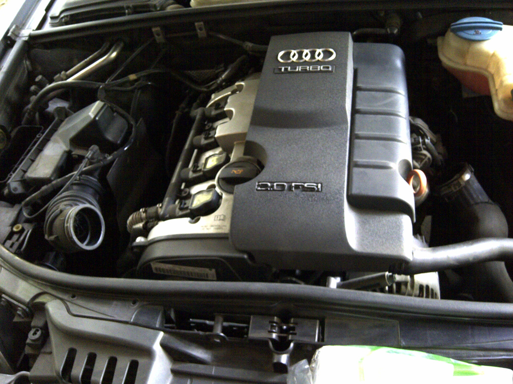 Audi A4 Turbo(copy)