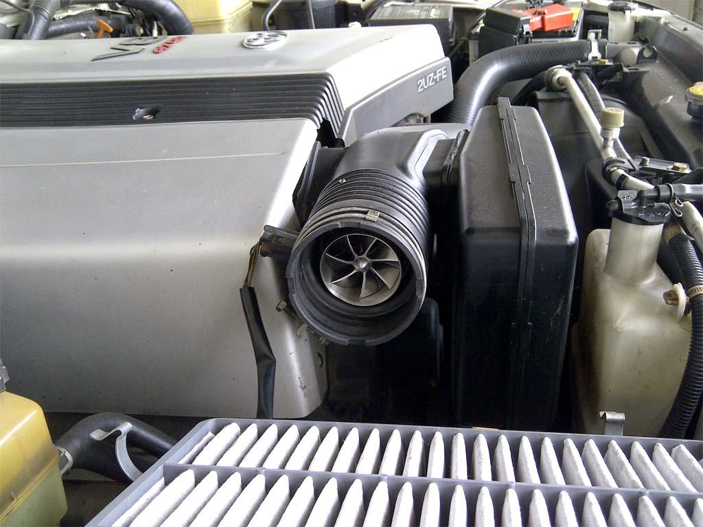 Land Cruiser 4.7 V8