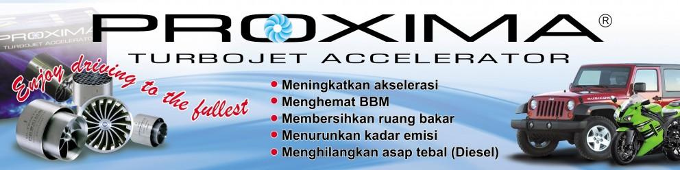 PROXIMA Turbojet Accelerator